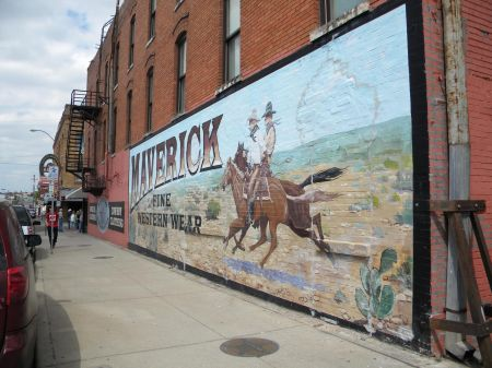 Maverick western wear, Fort Worth, Texas