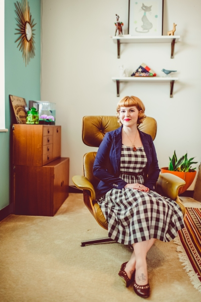 by David Stuck for BaltimoreStyle Magazine in my house